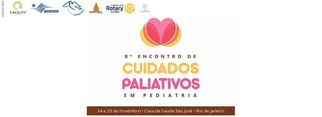 VIII Encontro de Cuidados Paliativos em Pediatria